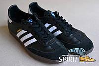 Кроссовки мужские Adidas Samba, кожа, замша. Оригинал. 46р. Сток.