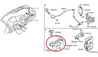 Nissan Leaf Кронштейн-реле