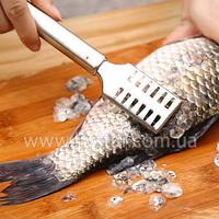 Скребок Для Чистки Рыбы Frico FRU-352