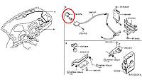 Nissan Leaf Фідер антени