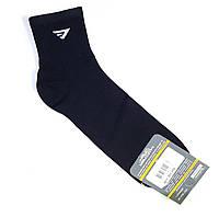 Носок мужской черный, размер 29 / 43-45р.