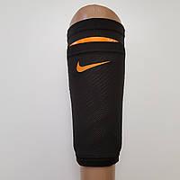 Чулки держатели футбольные NIKE для щитков (черные)