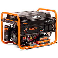 ✅ Бензиновый генератор DAEWOO GDA 3500DFE (тип топлива - газ/бензин)