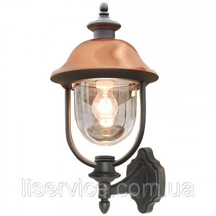QMT 1036 Verona II Светильник парковый ,черн, фото 2