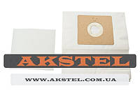 Набор мешков бумажных (5 шт) + фильтр мотора к пылесосу Gorenje 431822