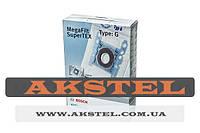Мешки микроволокно Type G + фильтр BBZ41FG для пылесоса Bosch, Siemens 468383