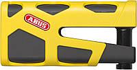 Замок на тормозной диск Abus 77 Granit Sledg Web желтый