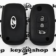 Чехол (силиконовый) для авто ключа Vaz (Ваз) 3