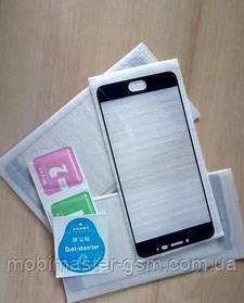 Бронестекло для Meizu M3 Note, с чёрным Silk Screen покрытием (0.3 мм, 2.5D)