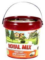 Гранулированное удобрение Royal Mix drip для газона от пожелтения, 1 кг, Агрохимпак, Украина