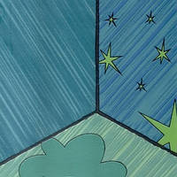 Детский линолеум Graboplast Terrana 01 / ECO  Kids  4301-261