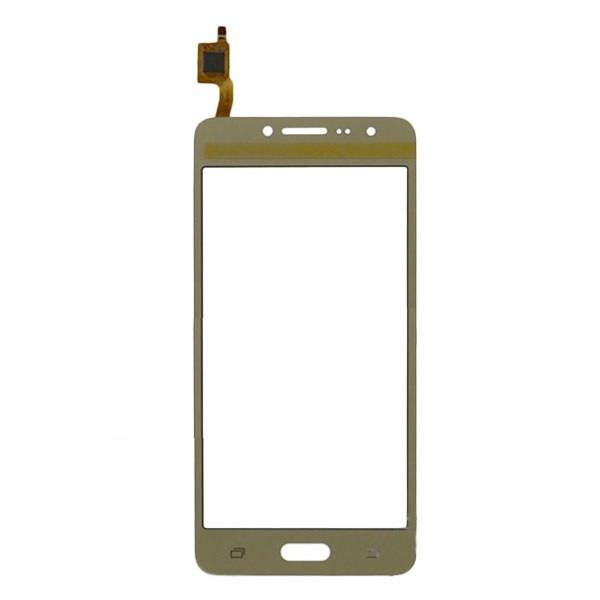 Сенсор (Touch screen) Samsung G532 Galaxy J2 Prime золотой оригинал