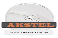Двухсторонний диск для нарезки (толстой/тонкой) для кухонного комбайна Bosch 642221