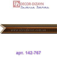 Молдинг угловой 142-767 Decor-Dizayn 51х51х2400мм