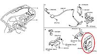 Nissan Leaf Контроллер телефону