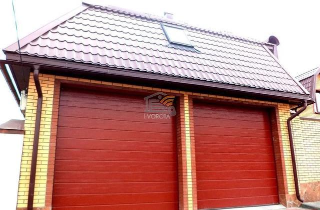 какие гаражные ворота лучше алютех или херман