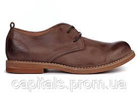 "Мужские туфли Timberland Hartwick Plain Toe Oxford ""Brown Kors"""