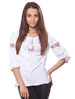 Женская вышитая футболка (L, 3XL), фото 1
