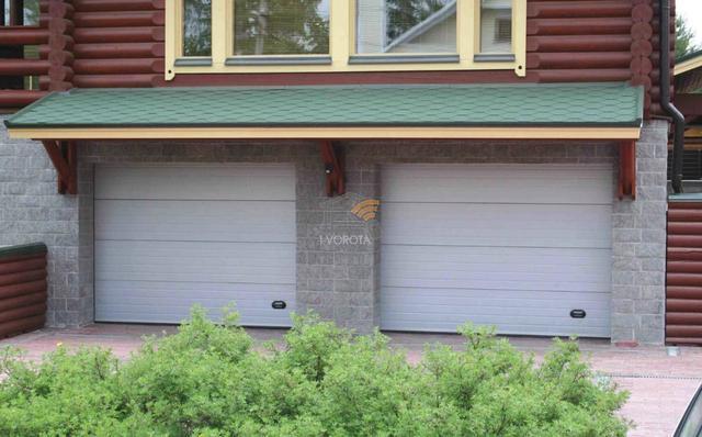 инструкция по монтажу гаражных ворот алютех