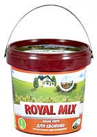 Гранулированное удобрение Royal Mix drip для хвойных от пожелтения, 1 кг, Агрохимпак, Украина