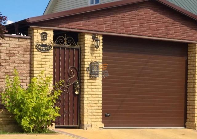 гаражные ворота роллетные купить
