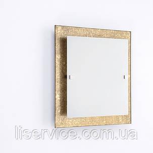 31150 Мрия НББ 2х60 Вт, Е27, 300мм золото, фото 2