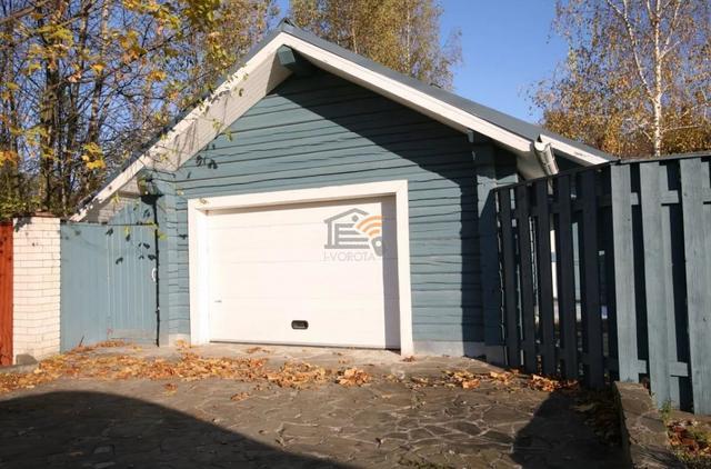 автоматические гаражные ворота недорого