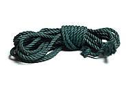 Веревка для Шибари 8мм Изумруд