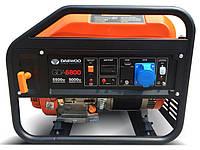 ✅ Бензиновый генератор DAEWOO GDA 6800