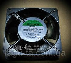 Вентилятор DP203A  120мм*120мм *38мм. 220вольт 50/60Гц., фото 3