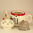 Чайник манеки-неко, фото 2