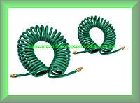 Шланг спиральный для пневмоинструмента 8мм х 12мм х 8м, Jonnesway JAZ-7214I