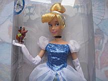 Кукла Золушка с мышонком Гас - Cinderella принцесса Дисней куклы Disney, фото 3