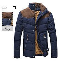 Мужская осенняя куртка-ветровка.