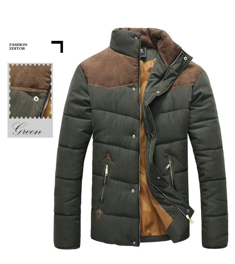 Осенние Кожаные Куртки Мужские