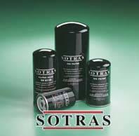 Масляний фільтр SOTRAS SH8113