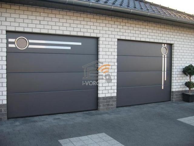 утепляем гаражные ворота пенопластом