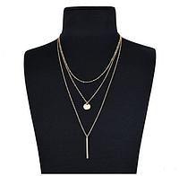 Колье ожерелье Monily