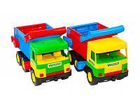 """Детская игрушка машинка WADER """"Самосвал"""" большой"""