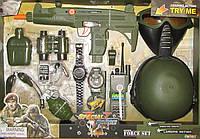 Игровой набор для мальчика военный набор