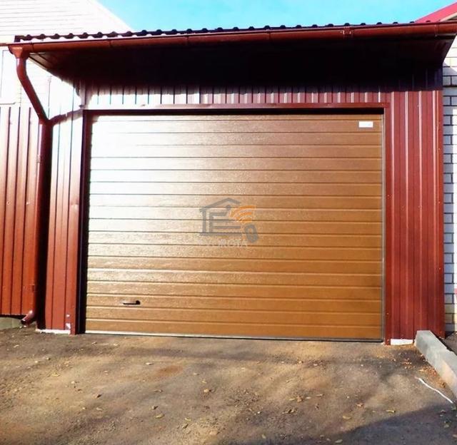 гаражные ворота 2000
