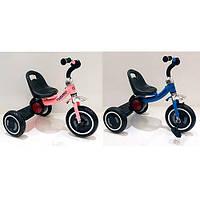 Детский трёхколёсный велосипед Bambi