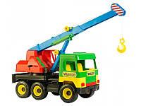 """Детская игрушка машинка WADER """"Кран"""""""