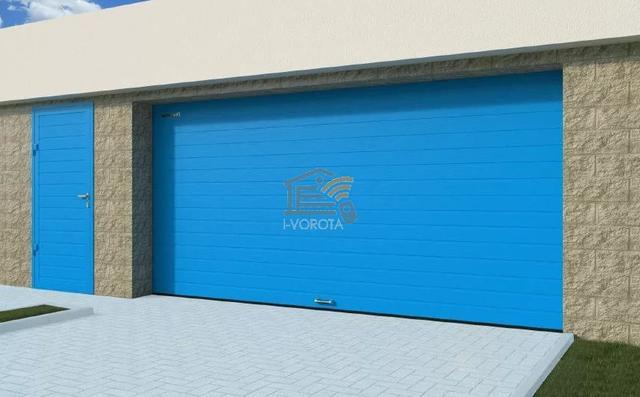 секционные гаражные ворота какие лучше