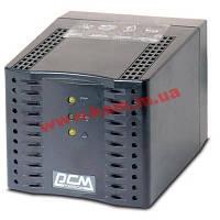 Стабилизатор напряжения Powercom TCA-2K0A-6GG-2261 (TCA-2000 black)