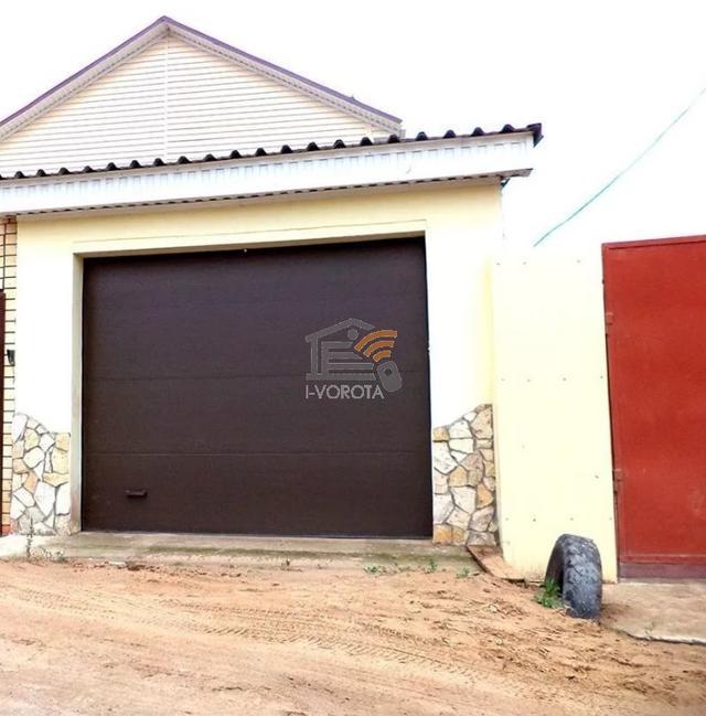 защелки на гаражные ворота
