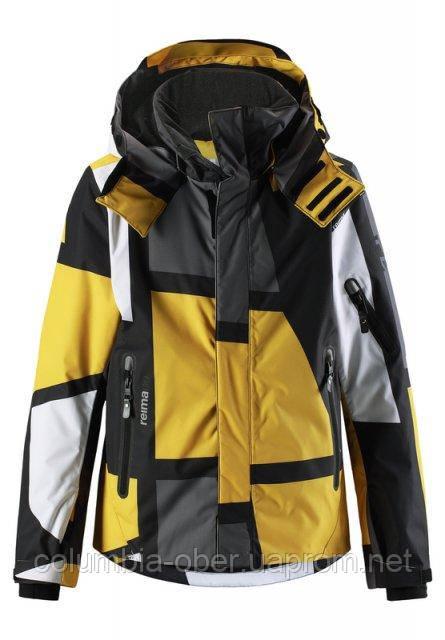 Зимняя куртка для мальчиков ReimaТЕС Wheeler 531309В - 2393. Размеры 146 и 152.