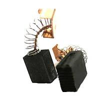 Щетки угольно-графитовые тст-н 6*11 мм (контакт - с защелкой, комплект - 2 шт)