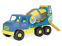 "Детская игрушка машинка WADER ""Бетономешалка"""