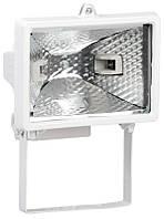 Прожектор галогенний ІЕК ИО150 білий / чорний (LPI01-1-0150-K01)